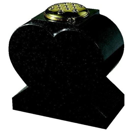 Heart Vase 0/232G