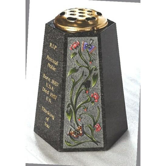 Pepper Pot Vase 0/249G